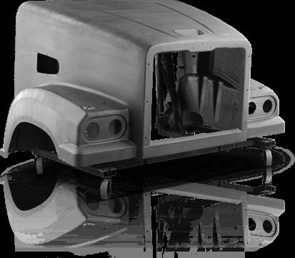 Recreational Fiberglass Applications | Fiberglass RV Parts | Goldshield